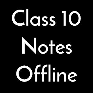 Class 10 Notes Offline on PC (Windows / MAC)