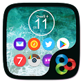 App Oreo8 & Ios11 Go Launcher Theme APK for Windows Phone