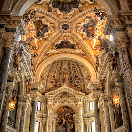 Basilica di San Giovanni e Paolo, Venice by Cristian Peša - Buildings & Architecture Places of Worship ( church, venice church, venice, san giovanni e paolo, basilica )