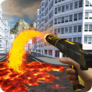 Weapon Lava 3D Simulator For PC