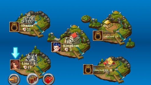Royal War - screenshot