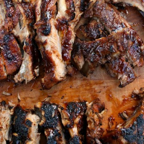 Barbecue Ribs (simple and tender)