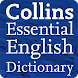 Collins Essential English Dict