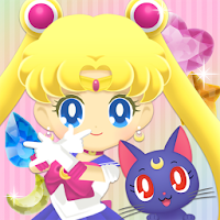 Sailor Moon Drops For PC (Windows And Mac)