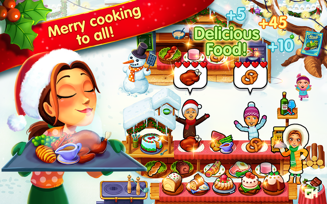 Delicious - Christmas Carol Screenshot 0
