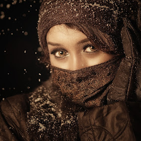 by Lucky E. Santoso - People Portraits of Women