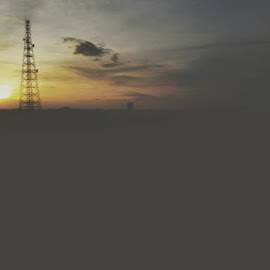 #sunrise #dhakagram #cityscape #morning #vscogram #vscocam #vscoph #mobilephotography #citylove by Sultan Mukut - Landscapes Sunsets & Sunrises
