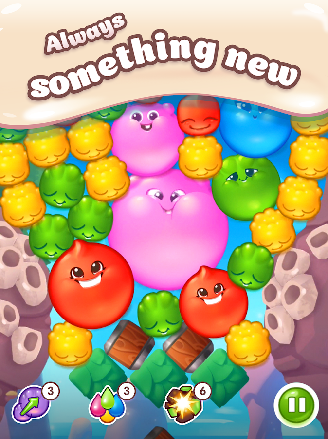 Jelly Splash Pop Screenshot 8
