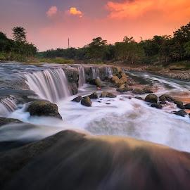 Parigi Waterfall - Bekasi by Ruri Mabruri - Landscapes Sunsets & Sunrises