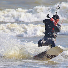 kite surfer by Deleted Deleted - Sports & Fitness Other Sports