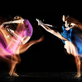 Twin Dancers by Manuel Cafini - Sports & Fitness Other Sports