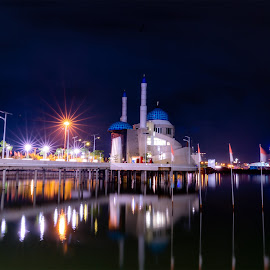 Floating Mosque by David Loarid - Buildings & Architecture Places of Worship
