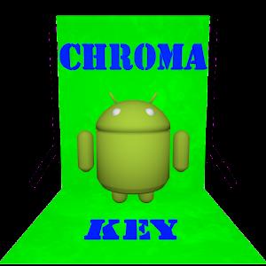 Cover art Chroma Key