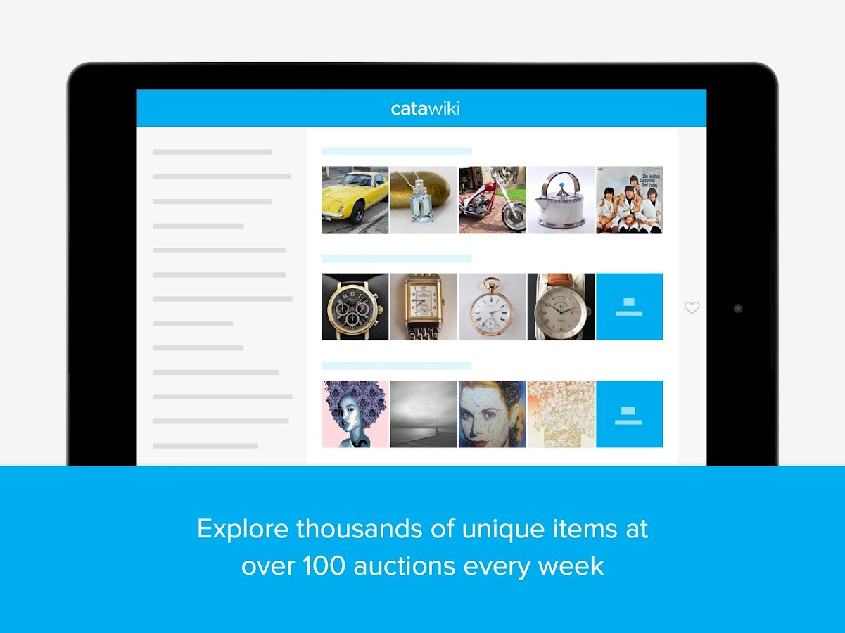 Catawiki Online Auctions Screenshot 3