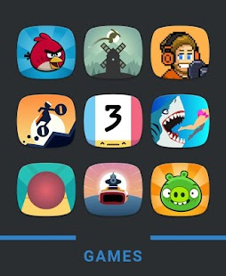 Mondo Icon Pack Screenshot