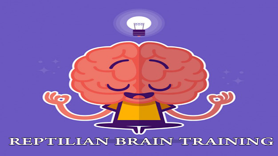 REPTILIAN BRAIN TRAINING - screenshot