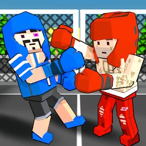 Cubic Street Boxing 3D Online PC (Windows / MAC)