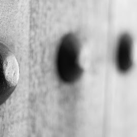 by Muhib Al Abed - Artistic Objects Furniture ( wooden, white, door, historical, black )