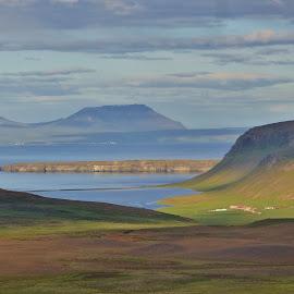 by Bergljót Guðmundsdóttir - Landscapes Mountains & Hills (  )