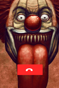Killer Clown Fake Call (pro) APK for Bluestacks