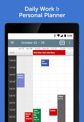 Calendar+ Schedule Planner App screenshot 8