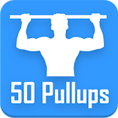 App 50 Pullups workout Be Stronger version 2015 APK
