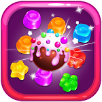 Jelly Crush: Match 3 Puzzle Icon