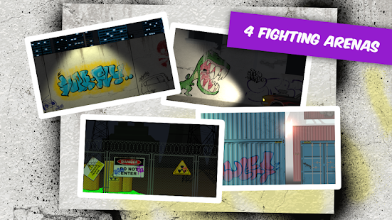 Street Fighting 2: Multiplayer- screenshot thumbnail