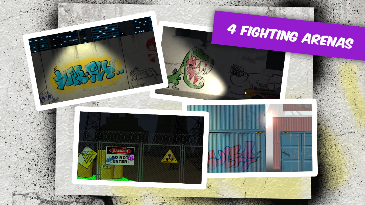 Street Fighting 2: Multiplayer Screenshot 2