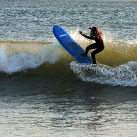 by Albina Jasinskaite - Sports & Fitness Surfing