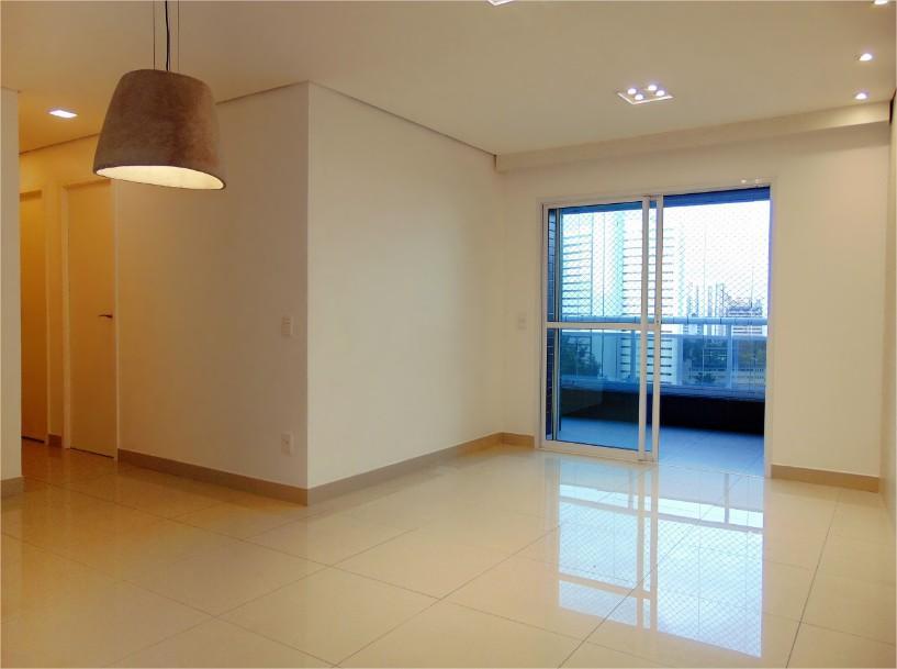 Apartamento com 3 quartos à venda, 91 m², 2 vagas, área de lazer, financia - Aldeota - Fortaleza/CE