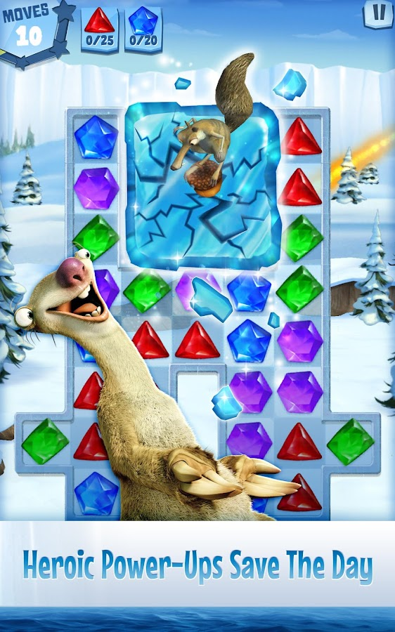 Ice Age: Arctic Blast Screenshot 9