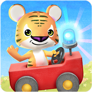 Little Tiger - Mini Kids Games For PC