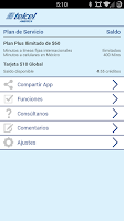 Screenshot of Telcel America Direct Int'l