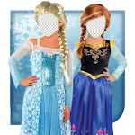 Ice Princess Montage For Kids Icon