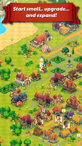 Town Village: Farm, Build, Trade, Harvest City screenshot 4