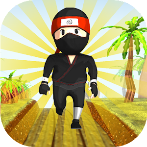 Download Stealth Ninja Runner For PC Windows and Mac