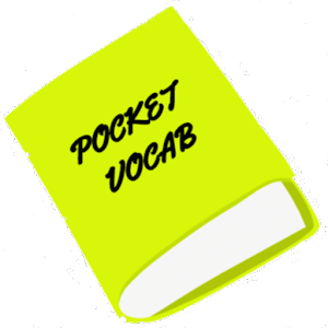 Download free POCKET VOCAB for PC on Windows and Mac