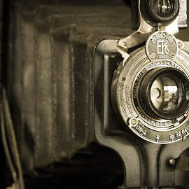 Antique Camera by Rachael Anderson - Artistic Objects Antiques ( camera, kodak, antique, photography )