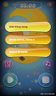 Lullaby - How to Sleep a Baby - screenshot