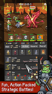 Idle Guardians - Idle RPG Games