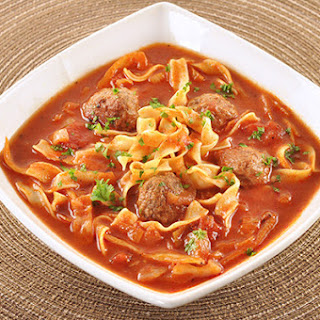 Cabbage Soup With Meatballs Recipes