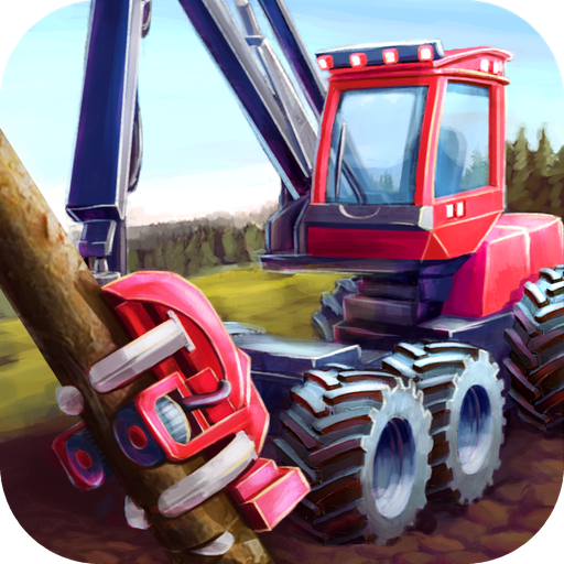 Forest Harvester Tractor 3D (game)