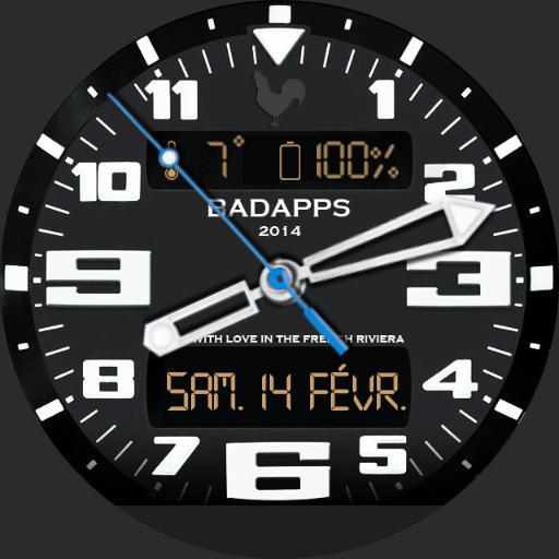 WatchMaker Premium Watch Face Screenshot 12