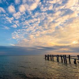 Fifty Points Sunrice by Vanko Dimitrov - Landscapes Sunsets & Sunrises