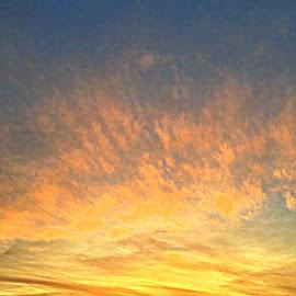Sonnenuntergang3 by Marianne Fischer - Instagram & Mobile iPhone