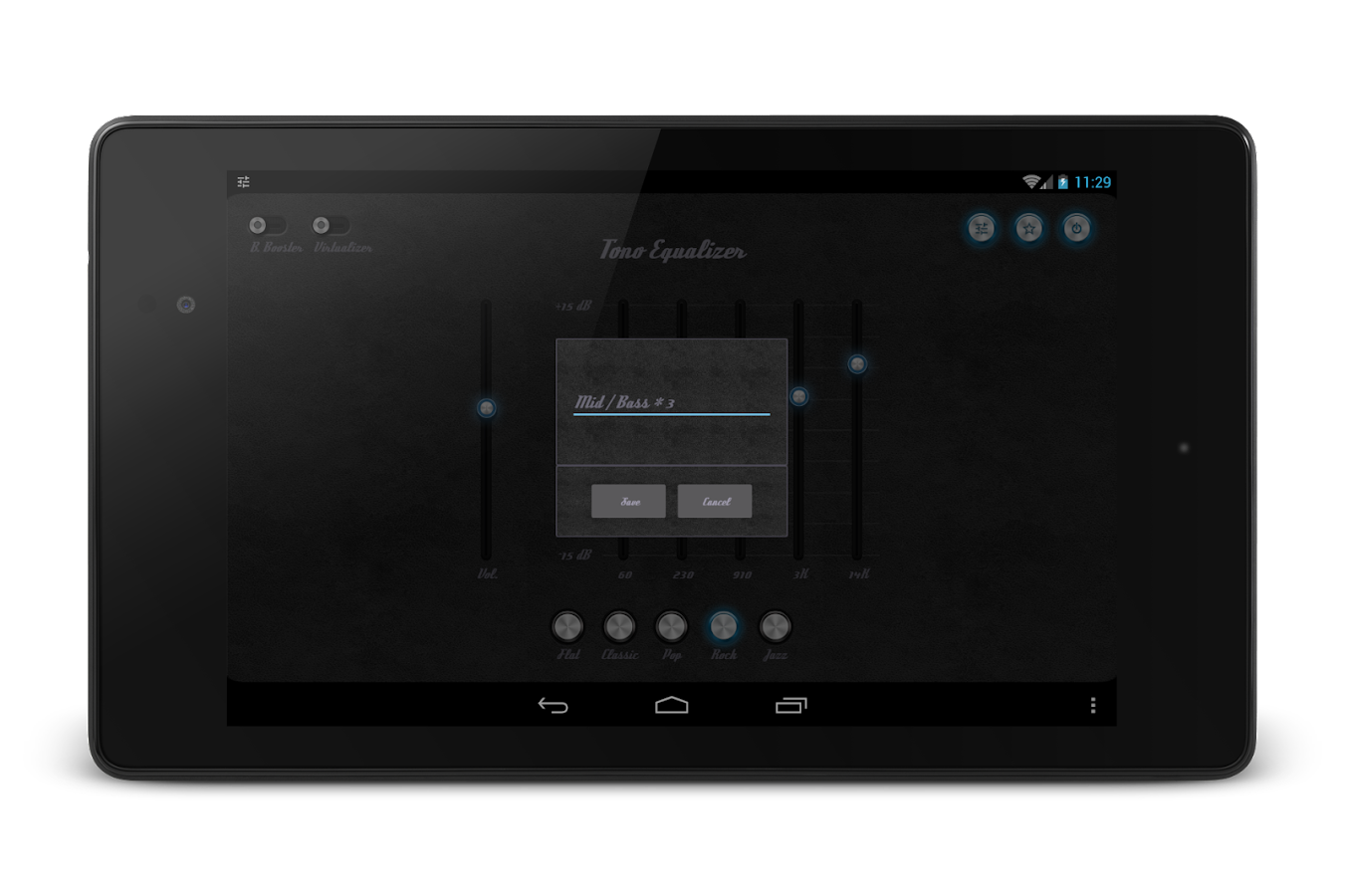 Tono Equalizer Ad-Free Screenshot 3