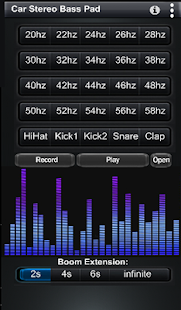 App Car Stereo Sub Boom Bass Pad apk for kindle fire