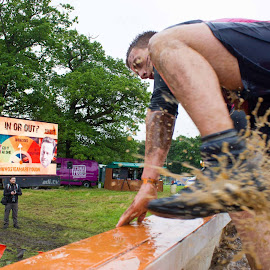 Tough Mudder by Tom Galland - Sports & Fitness Fitness ( running )