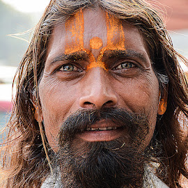 Matwala Jogi by Rakesh Syal - People Portraits of Men (  )